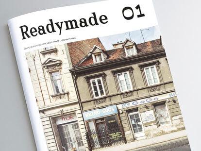Readymade časopis